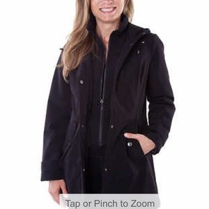 HFX Ladies' All Weather Trench Coat Size S